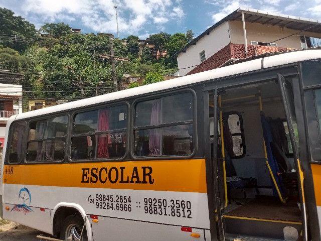 Vendo ou troco por van micro onibus - Foto 9