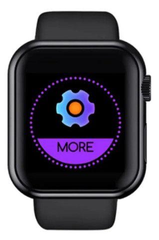D28 Smartwatch Frequencia Cardiaca Pressao Arterial - Foto 5