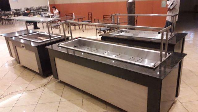 Buffet Self Service Sob Medida em até 12 vezes sem juros - Foto 2
