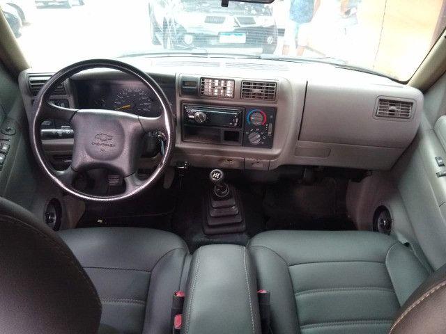 S10 Cabine Dupla 2.2 Gasolina/GNV 1998 - Foto 9