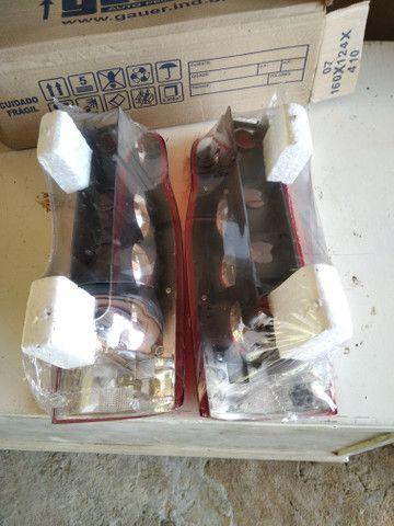 Par de lanternas traseiras da Ford Transit - Foto 3