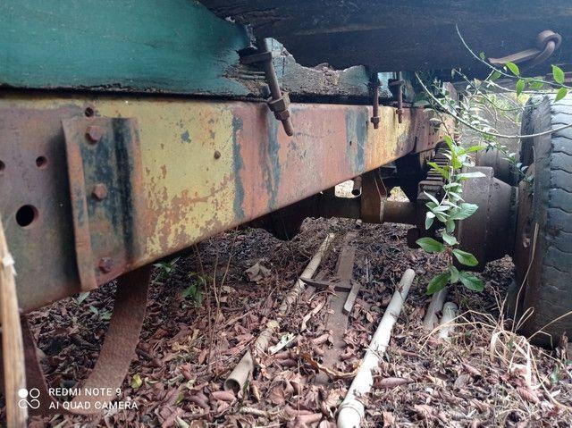 Caminhão GMC 1942 6X6 - Foto 5