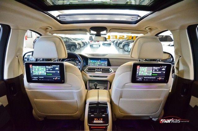 BMW X5 3.0 XDRIVE30D 265HP TETO 4X4 UNICO DONO 17 MIL KM 4P - Foto 7