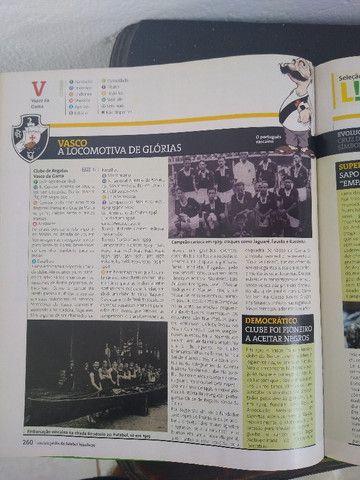 Enciclopédia do futebol brasileiro. - Foto 5