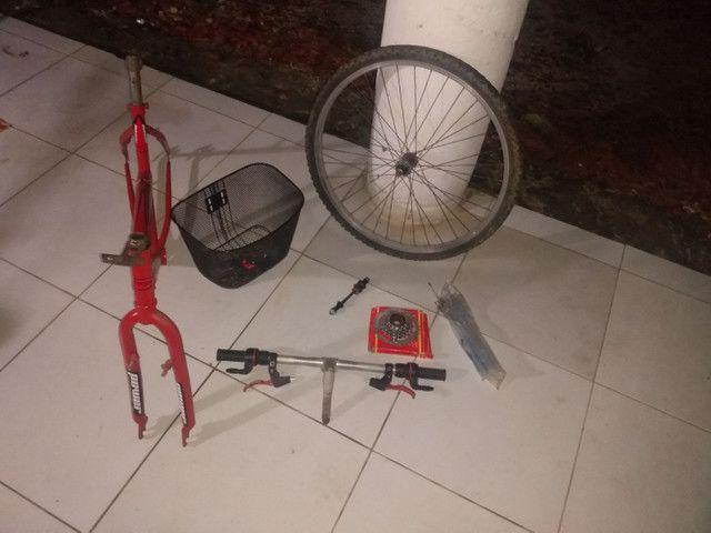 Peças para Bicicleta - Foto 5