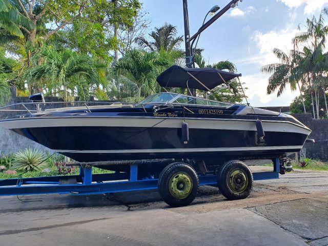 "Lancha Sea Ray/Motor Mercruiser 5.7 350 HP Ano 2015. (27"" Pés.)"