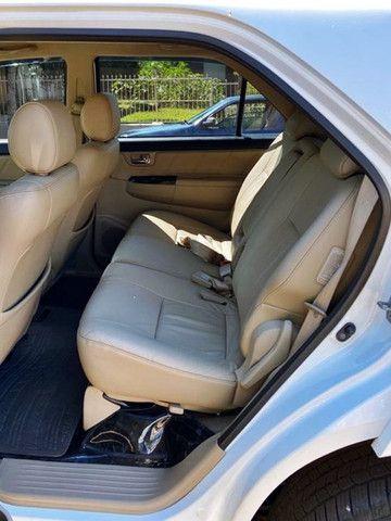 Toyota/Hilux SW4 SRV 4X4 2014 Branc - Foto 2