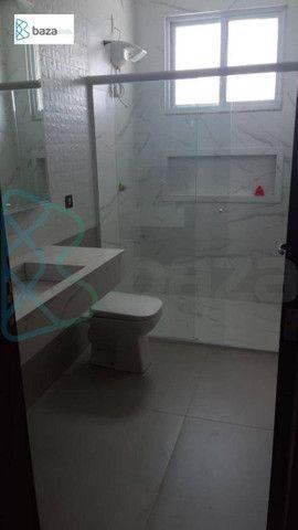 Casa com 3 dormitórios sendo 2 suítes à venda, 183 m² por R$ 830.000 - Residencial Aquarel - Foto 2