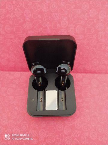 Fone de ouvido led display toque controle de alta fidelidade - Foto 4