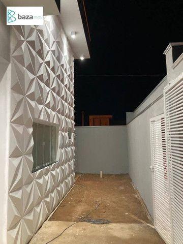 Casa com 3 dormitórios à venda, 137 m² por R$ 450.000,00 - Residencial Paris - Sinop/MT - Foto 4