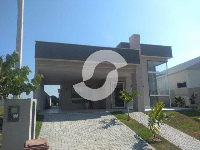 Alpha Maricá 1 - Casa com 3 Quartos à venda, 191 m² por R$ 870.000,00 - Inoã - Maricá/RJ - Foto 2