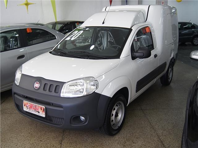 Fiat Fiorino 1.4 mpi furgão hard working 8v flex 2p manual - Foto 2