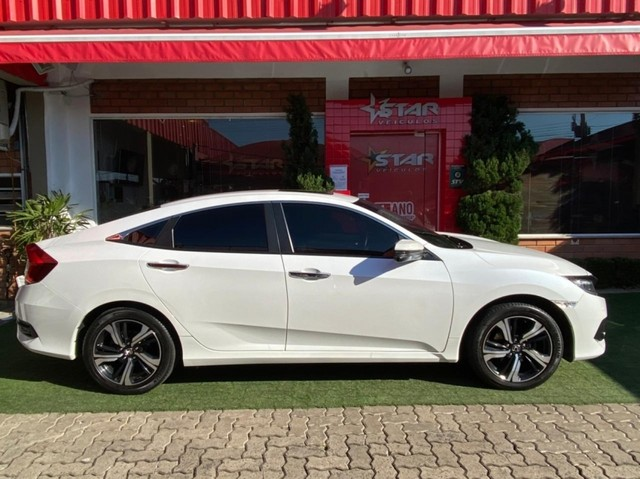CIVIC 1.5 TOURING 2017 STAR VEICULOS - Foto 5