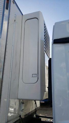 Mercedes Benz Atego 2429 - Bitruck Câmara fria 16 paletes - Foto 19