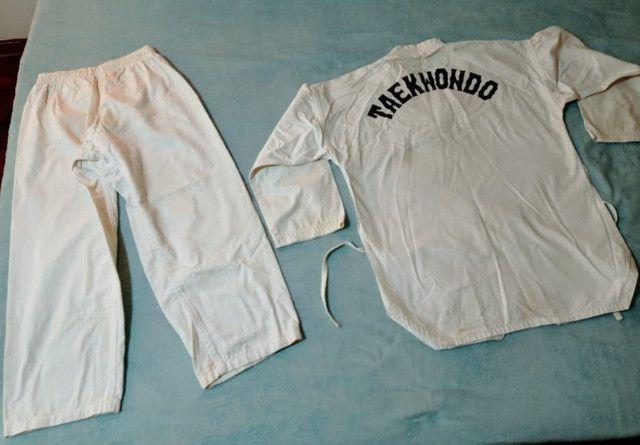 Dobok Taekwondo - Foto 2