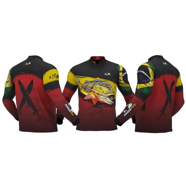 Kit igual 3 camisetas de Pesca Família para comprar leia a descrição do anúncio. - Foto 2