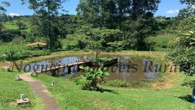 Maravilhosa chácara com 20.000 m², ótima casa, local tranquilo (Nogueira Imóveis Rurais) - Foto 2