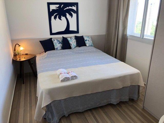 Aluguel Apartamento 180m², Nascente, 3 Suítes, Decorado e Mobiliado, em Patamares, Salvado - Foto 16