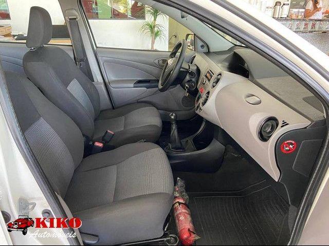 Toyota ETIOS XS 1.3 Flex C/ 56 Mil Km  - Foto 4
