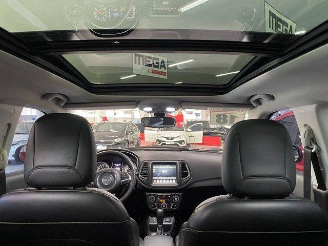 COMPASS 2017/2018 2.0 16V FLEX LONGITUDE AUTOMÁTICO - Foto 10