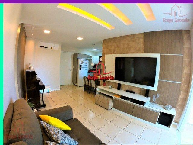 Com_3dormitórios_Leia The_Club_Residence Venda_ou_Locação! agmhbifslu qezrsjcyfb - Foto 2