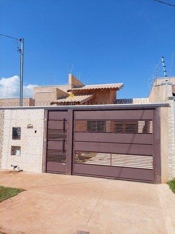 Linda Casa Vila Taquarussu com Luz de Led - Foto 3