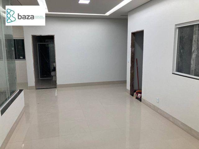 Casa com 3 dormitórios à venda, 137 m² por R$ 450.000,00 - Residencial Paris - Sinop/MT - Foto 7