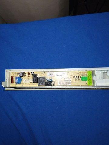 Placa eletrônica geladeira continental Frost free - Foto 2