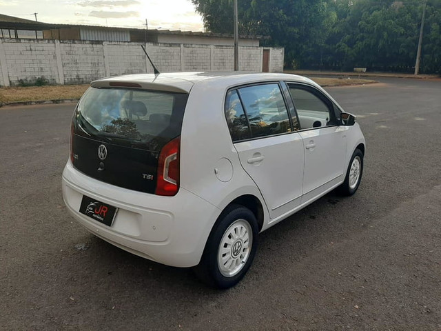VOLKSWAGEN UP BLACK WHITE RED MB - Foto 8