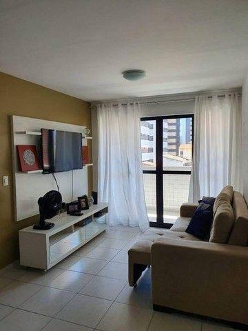Oportunidade! apartamento dois quartos mobiliado na ponta verde