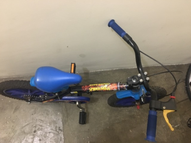 Bicicleta infantil aro 16 - Foto 3