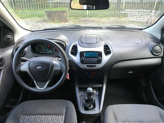 Ford Ka 2019/2019 1.0 Flex Se Manual Completo!! - Foto 10
