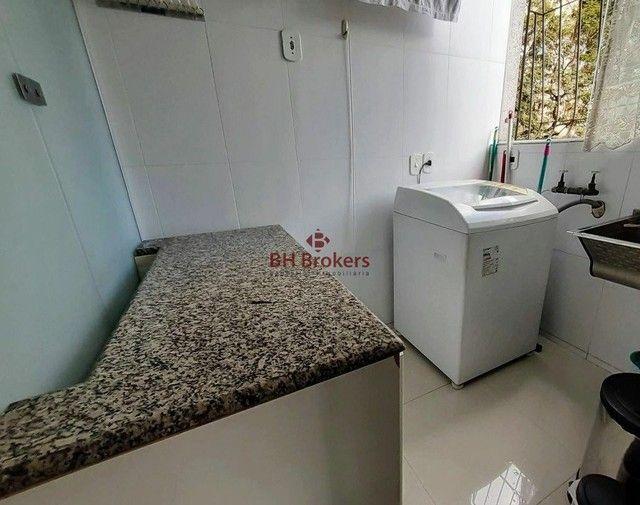 Apartamento à venda com 3 dormitórios em São pedro, Belo horizonte cod:BHB23646 - Foto 9