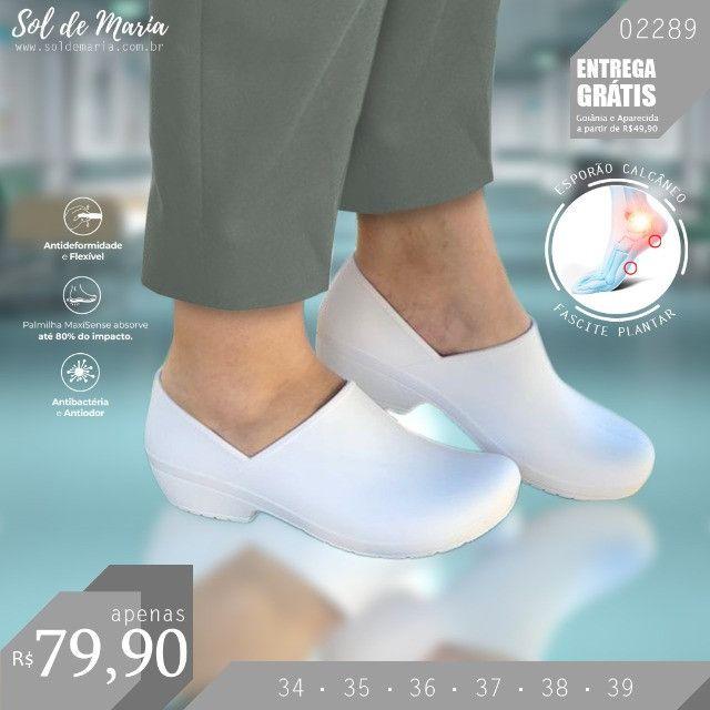 Sapato de Enfermeira (o) Soft Works