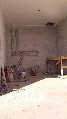 Casa com 2 dormitórios à venda, 60 m² por R$ 165.000,00 - Parque Residencial Bom Pastor -  - Foto 3