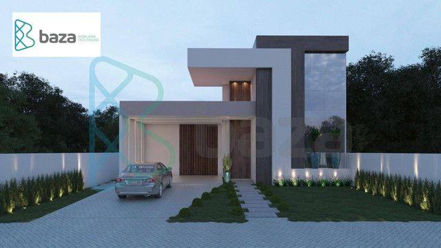 Casa com 3 suítes sendo 1 suíte Master à venda, 186 m² por R$ 980.000 - Jardim Belo Horizo
