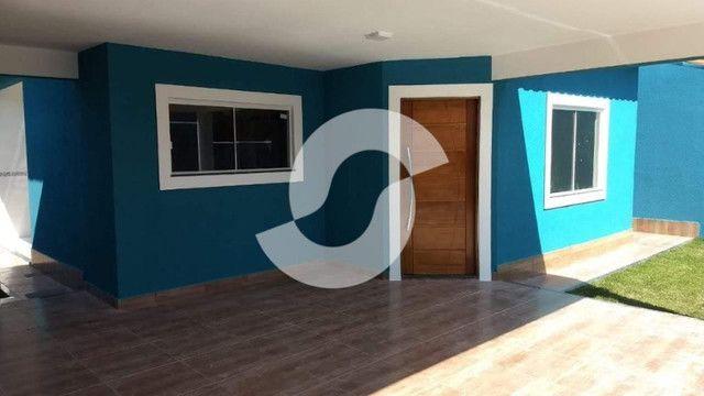 Casa com 3 dormitórios à venda, 151 m² por R$ 550.000,00 - Itaipuaçu - Maricá/RJ - Foto 3