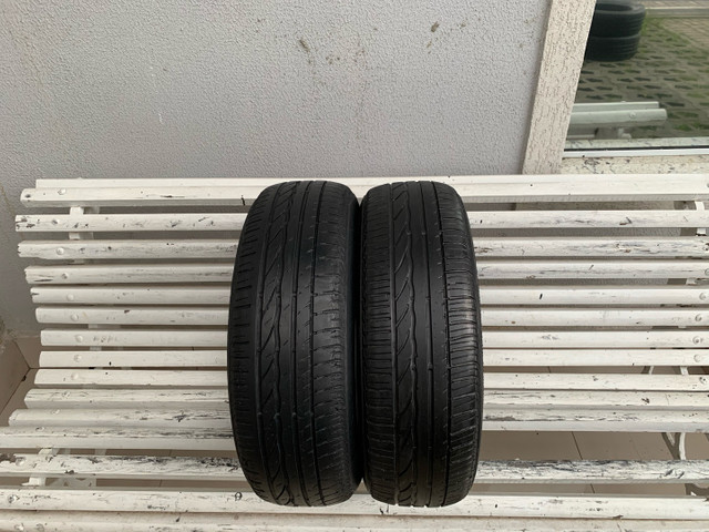 Par 185/65/15 Bridgestone Turanza - Loja 02 - ( 185 65 15 )