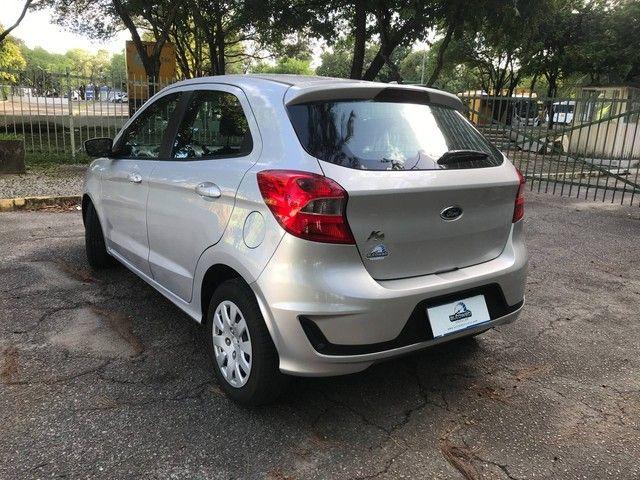 Ford Ka 2019/2019 1.0 Flex Se Manual Completo!! - Foto 5