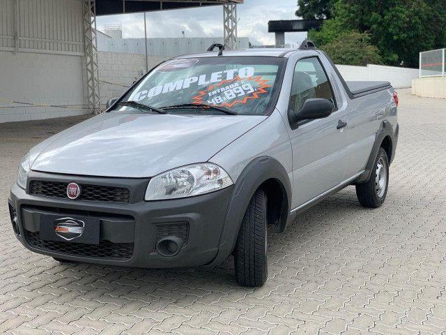 Fiat Strada 1.4 CS 2020 Completo  - Foto 3