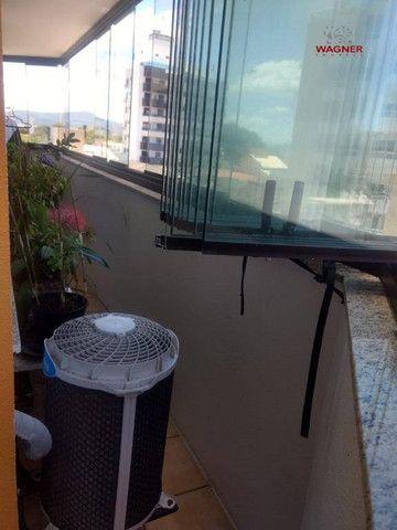 Apartamento com 3 dormitórios à venda, 116 m² por R$ 649.000 - Balneário - Florianópolis/S - Foto 6