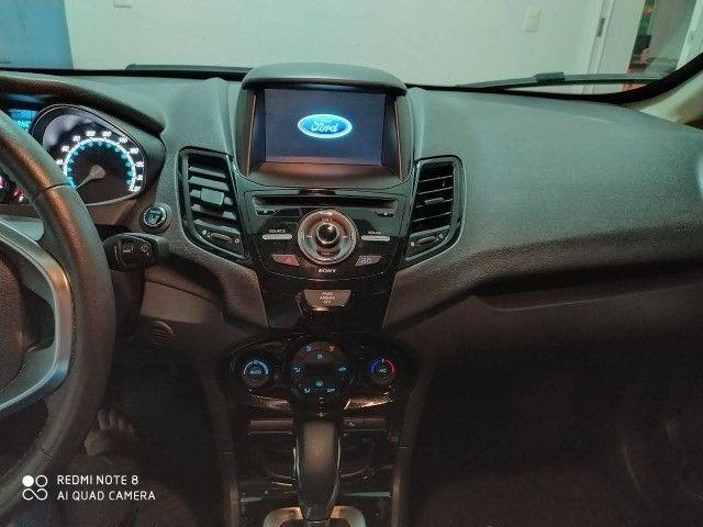 Ford Fiesta sedã titanium  - Foto 4