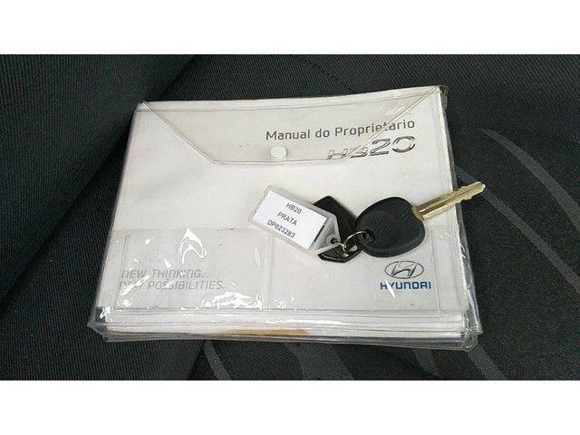 Hyundai HB20 1.0 12v 2013 Flex Completo (R$38.500,00) - Foto 15