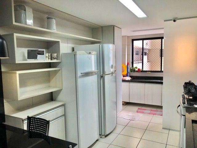 Apartamento com 3 suítes + Lavabo + varanda gourmet  - Foto 9