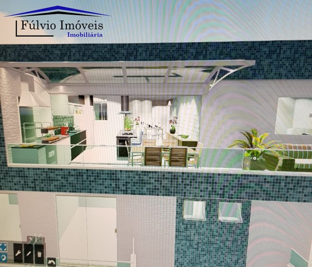 Esplendido apartamento com elevador, excelente condomínio, fino acabamento com porcelanato - Foto 8