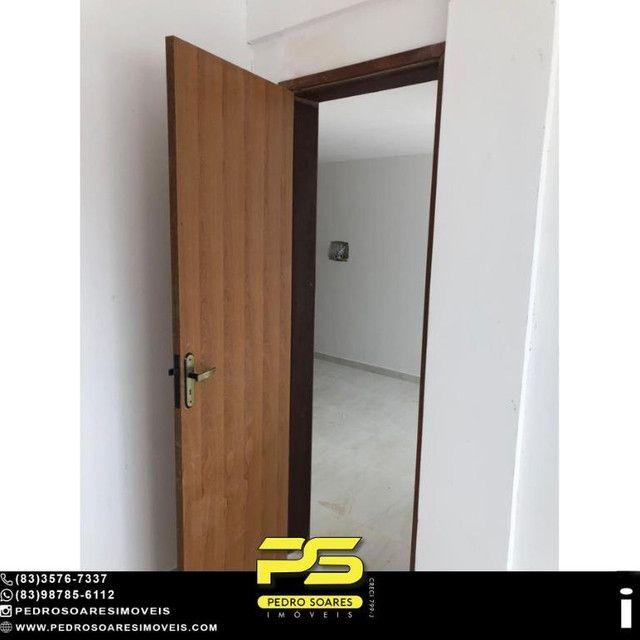 Apartamento com 2 dormitórios à venda, 34 m² por R$ 0 - Bancarios - João Pessoa/PB - Foto 8