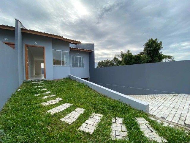 Casa no bairro São Cristóvão, na praia de Barra Velha/SC