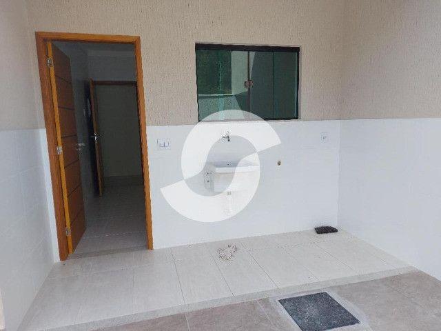 Condomínio Pedra de Inoã - Casa à venda, 137 m² por R$ 550.000,00 - Maricá/RJ - Foto 4