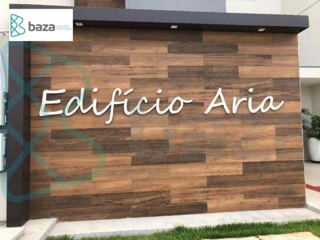 Apartamento com 2 dormitórios à venda por R$ 220.000,00 - Residencial Ipanema - Sinop/MT - Foto 3