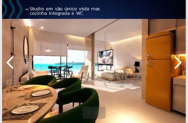 Apartamento na beira mar em Cruz das almas  - Foto 3